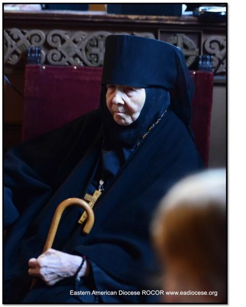 Отошла ко Господу настоятельница Ново-Дивеевского монастыря игуменья Ирина (Алексеева)