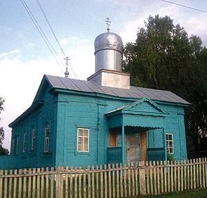 В Татарстане восстановили одну из семи сожженных церквей