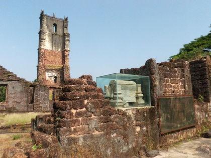 В Индии обнаружены мощи святой царицы Кетеван