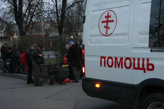 Церковь открывает первый в Москве пункт обогрева бездомных