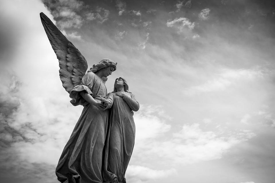 Похороны - встреча с Богом