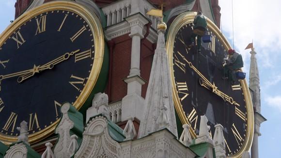 Возврат зимнего времени в России произойдет после Олимпиады