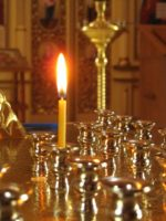 Вербное воскресенье - богослужение