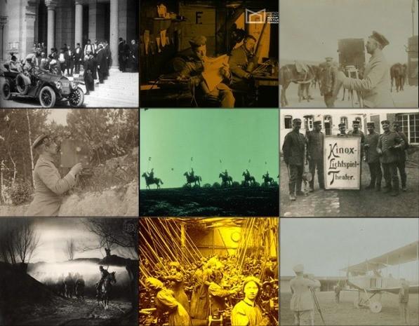Цифровой архив Первой мировой войны открылся в Интернете