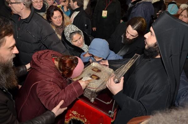 Дары волхвов прибудут в Крым