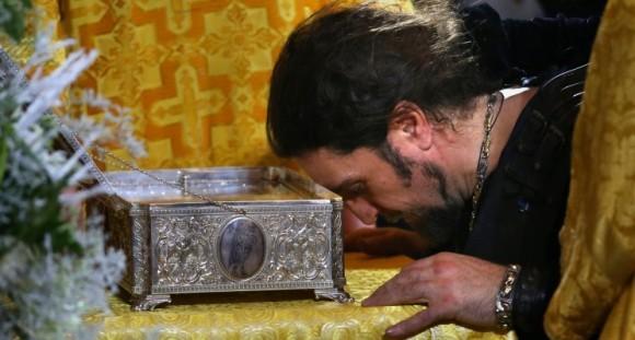 Христианская святыня Дары волхвов покинула Петербург
