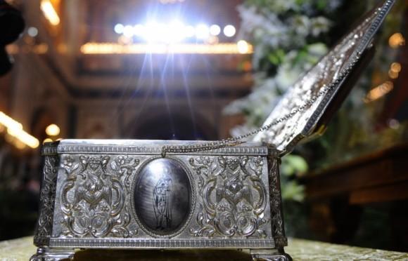 Санкт-Петербург ждет прибытия Даров волхвов – священной реликвии Афона