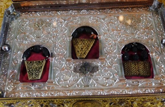 Дары волхвов в храме Христа Спасителя: Расписание
