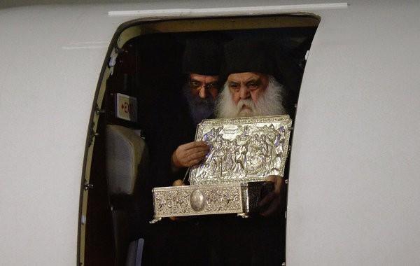 Дары волхвов прибывают в Киев