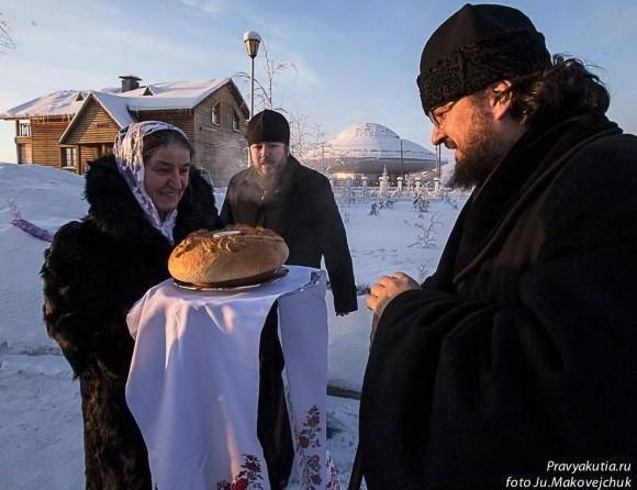 """В Якутии проходит акция """"Дорога памяти"""", посвященная погибшим за веру при большевиках"""