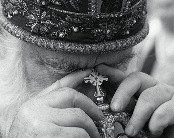 Митрополит Черкасский Софроний: Немедленно прекратите агрессивное противостояние