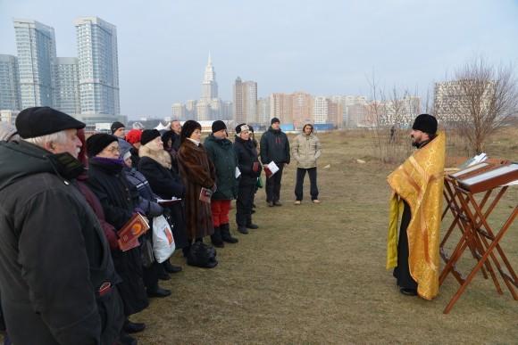 Строительство храма на Ходынском поле хотят запретить, используя поддельные подписи жителей