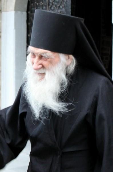 Схиархимандрит Иеремия