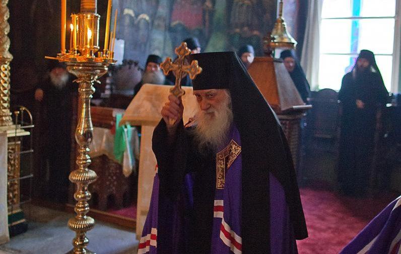 Русские старцы XXI века: игумен Иеремия (Алёхин)