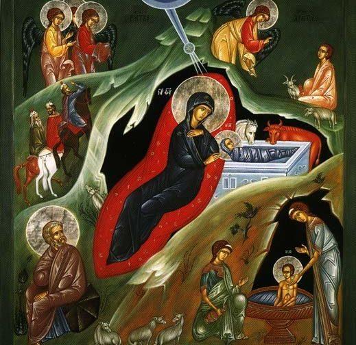 Рождество Христово — история праздника, традиции и обычаи, иконы, песнопения, проповеди
