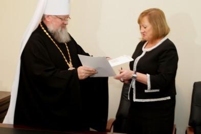 Донецкая епархия займется созданием приходов в больницах области