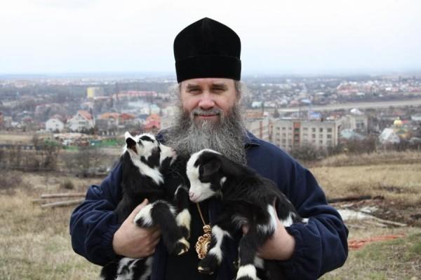 Архиепископ Мукачевский и Ужгородский Феодор: Только смирение и любовь восстановят мир