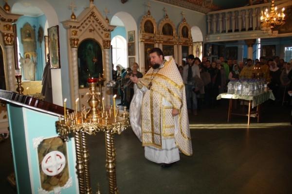 В Ростовской епархии молятся о мире в Украине