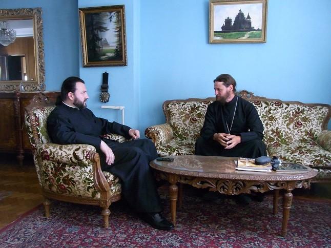 Епископ Аргентинский и Южноамериканский Леонид: Главное — оставаться с Богом и следовать Его воле