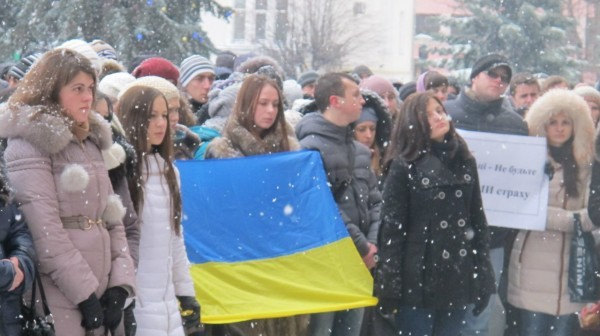 Ивано-Франковск фото: firtkaif.ua
