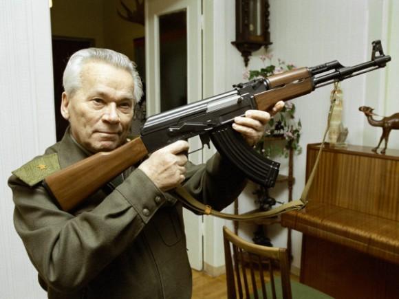 За полгода до смерти Калашников написал покаянное письмо патриарху Кириллу