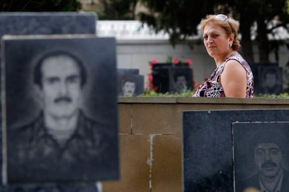 Азербайджан впервые обнародовал данные о погибших в карабахской войне