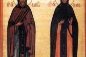 Церковь отмечает день памяти преподобных Кирилла и Марии Радонежских