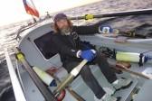 Весельная лодка Федора Конюхова вышла из зоны ответственности Чили