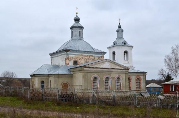 В Курской области из храма украдено 12 старинных икон