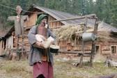 Отшельнице, живущей в тайге, спасатели Хакасии доставили продукты