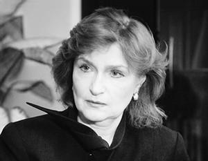 Наталия Нарочницкая: «Не надо бояться слова «русские» – нашей кровью полита вся эта земля»