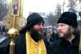 Три монаха Киевского Десятинного монастыря сдерживали противостояние 22 часа
