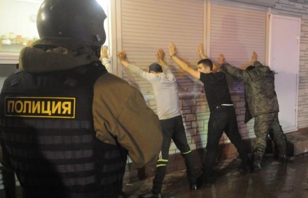 Преступность среди мигрантов в Москве в 2013 году выросла на треть