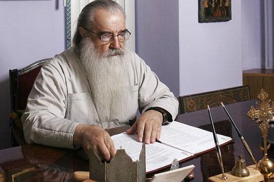 Митр. Минский Павел посетил находящегося в больнице почетного экзарха Беларуси митр. Филарета
