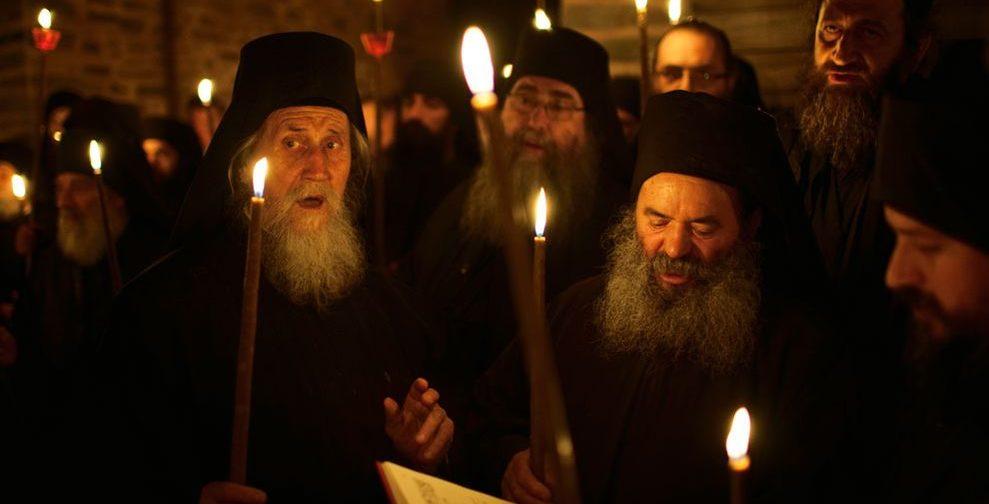 Об иеромонахе Григории — из Нового Афонского патерика