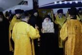 Архим. Парфений (Мурелатос): Мы верим, что принесение Даров в Москву — это великое благословение Бога для всей Горы Афонской