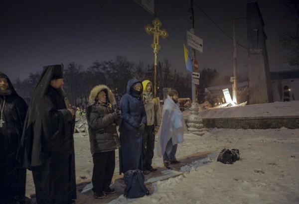 Молитва на Грушевского