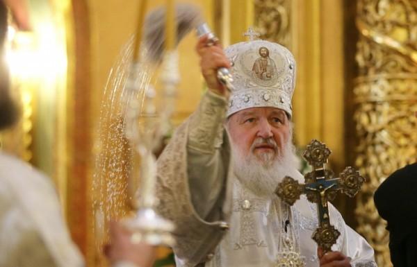 Патриарх Кирилл: Осуждающие подвиг паломников к Дарам волхвов берут грех на душу