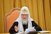 Патриарх Кирилл: Виртуальная зависимость – признак духовного кризиса человека