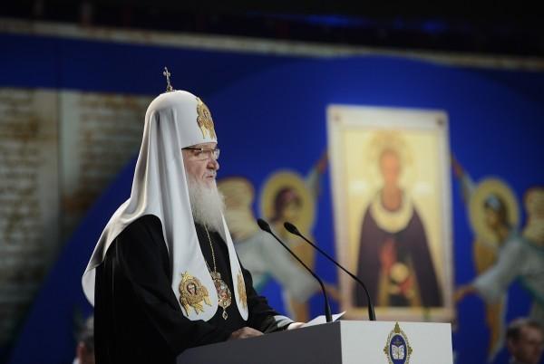 Патриарх Кирилл просит власти поддержать православные школы и социальную работу Церкви