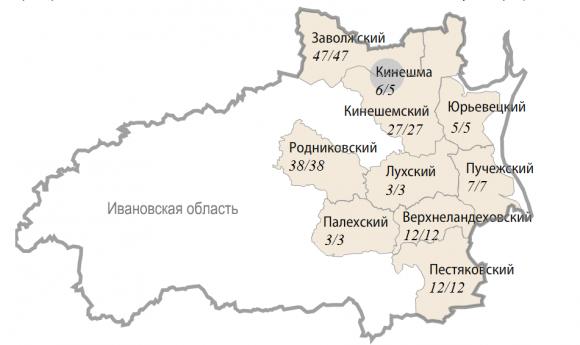 """Благотворительная акция """"Подари дрова"""" помогла обогреть 159 домов Ивановской области"""