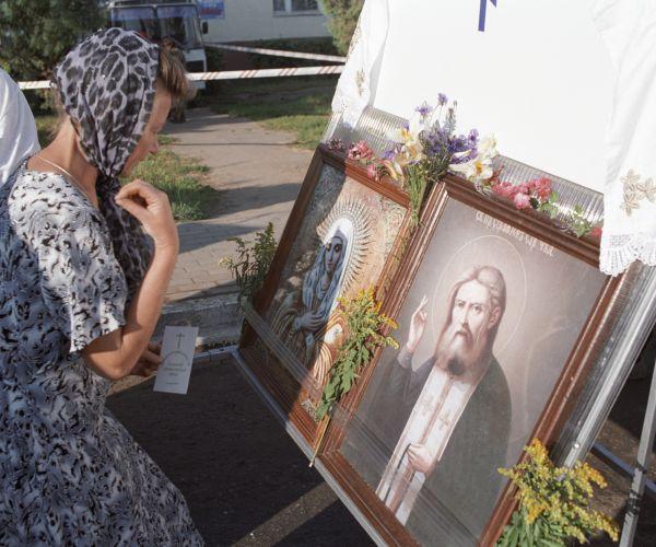 Семь чудес Серафима Саровского