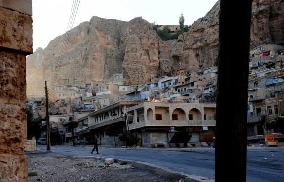 В Маалюле сириийские боевики похитили архиепископа Мелькитской Церкви