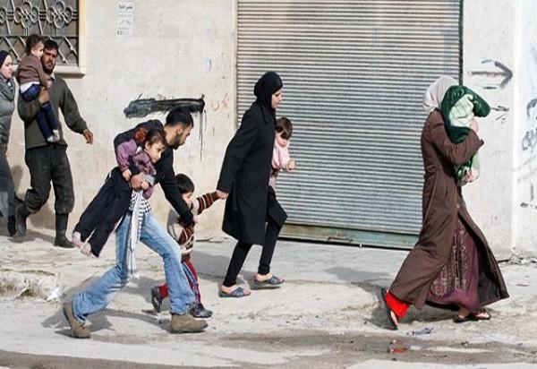Сирийские боевики согласились выпустить женщин и детей из осажденного Хомса
