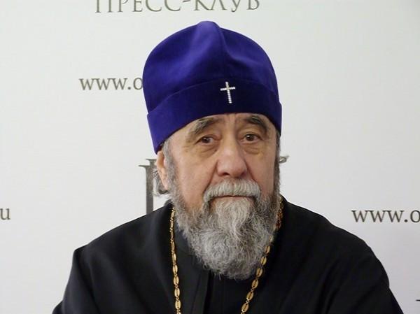 Митрополит Омский Владимир раскритиковал идею о внесении православия в Конституцию