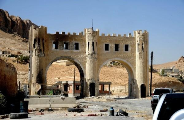 Памятники мировой цивилизации в Сирии находятся на грани исчезновения