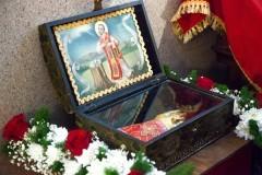 10 тысяч красноярцев поклонились мощам святого Валентина