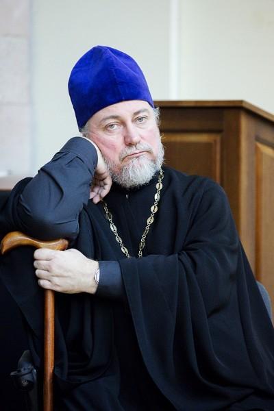 Протоиерей Петр Коломейцев