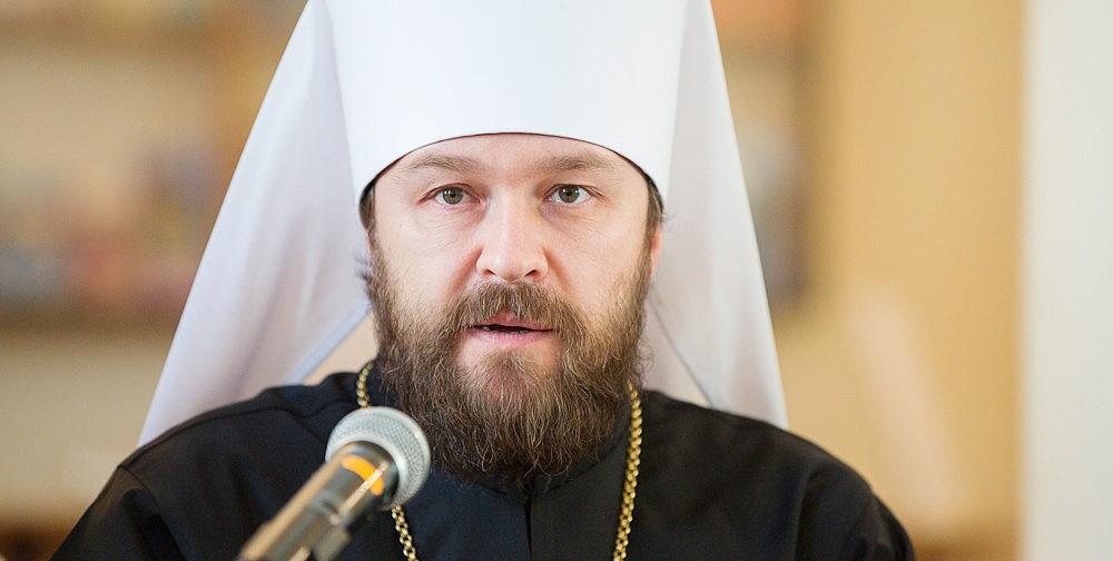 Митрополит Иларион (Алфеев) о 5 годах служения Святейшего Патриарха Кирилла