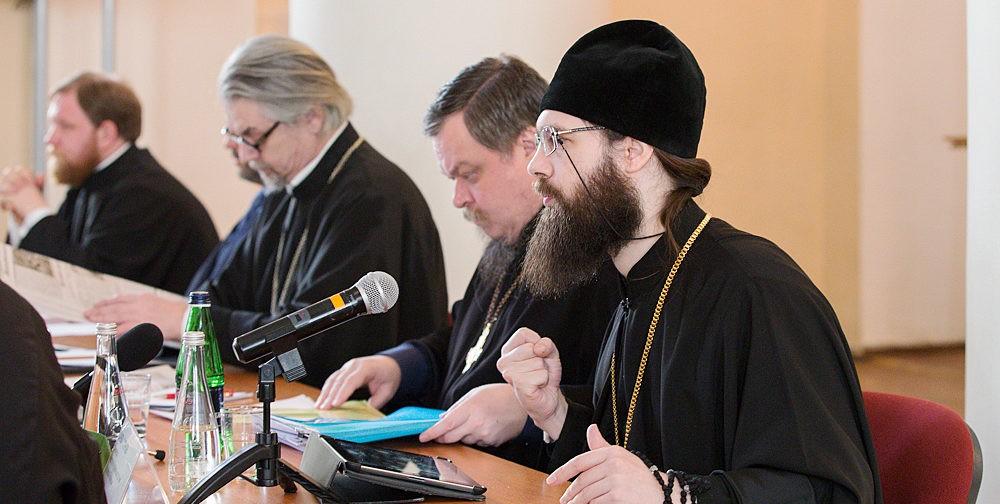 Круглый стол к 5-летию интронизации Святейшего Патриарха Кирилла